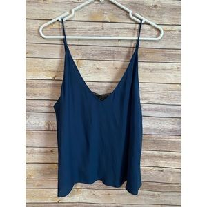 Intimately Free People Lace Inset Swing Tank Small